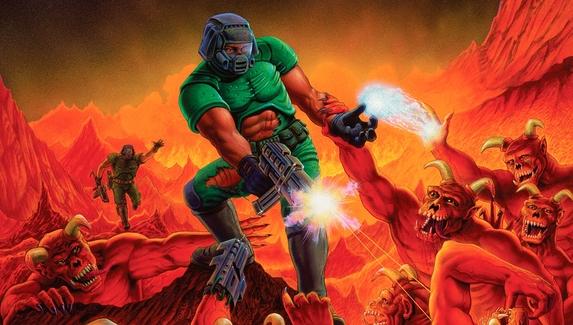 Классическая трилогия Doom вышла на консолях