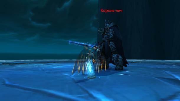 Король-лич | World of Warcraft