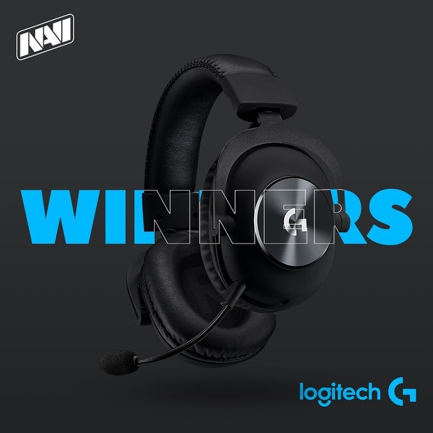 Logitech - новый спонсор NAVI