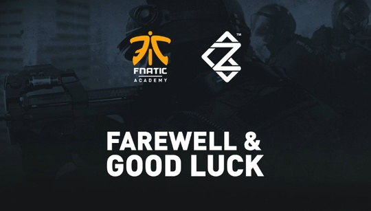 Fnatic part ways with academy roster