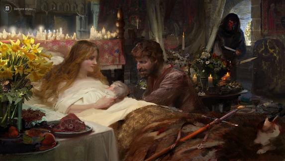 Crusader Kings III оказалась полна бастардов — жёны постоянно изменяют игрокам