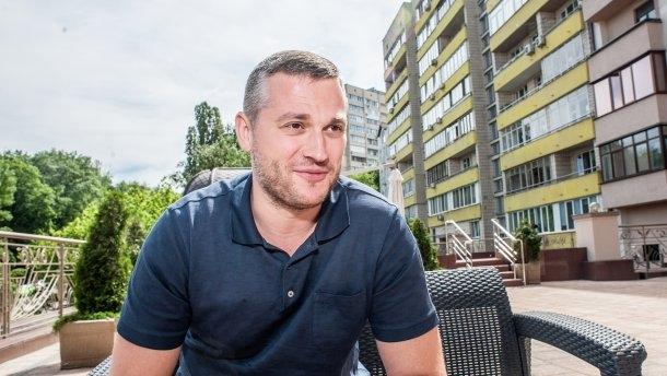Alexander Kokhanovsky.  Photo: Channel 24, Ukraine