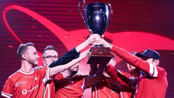 Mousesports пригласили на ESL One Cologne 2018