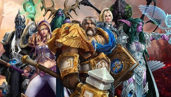 30 лет истории Blizzard за четыре минуты — от The Lost Vikings до Overwatch