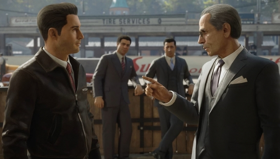 Mafia: Definitive Edition стартовала с пятой строчки в недельном рейтинге продаж Steam