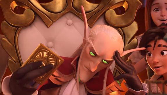 Blizzard выпустила новую короткометражку по Hearthstone