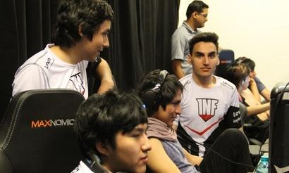 Papita: «Мы можем учиться только на LAN-турнирах с командами уровня LGD»