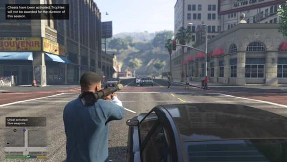 Фанат подсчитал минимальное количество необходимых убийств для полного прохождения GTAV