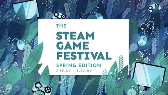 В Steam пройдёт весенний фестиваль — будут доступны более 40 демоверсий игр