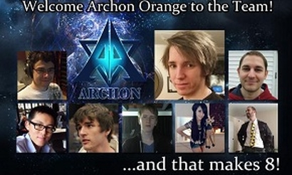 Orange присоединился к Team Archon