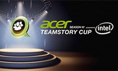 Acer TeamStory Cup 3 анонсирован