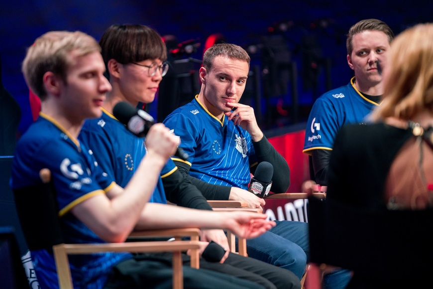 PerkZ, Odoamne accuse Chinese LPL teams of leaking scrims at Worlds