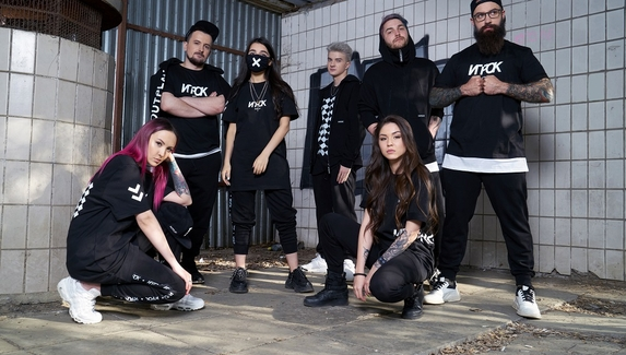 XBOCT и ALOHADANCE поучаствовали в презентации бренда уличной одежды
