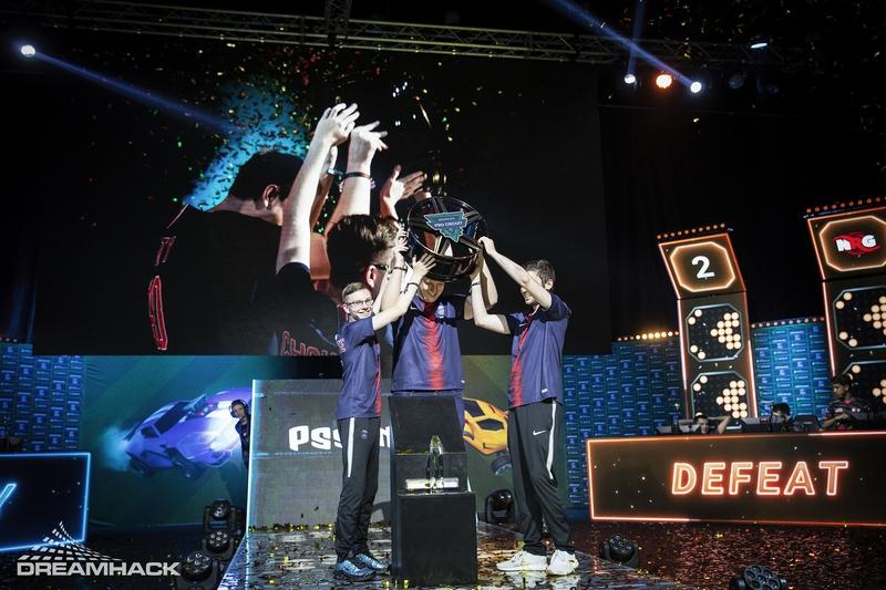 PSG - чемпионы DHPC Valencia