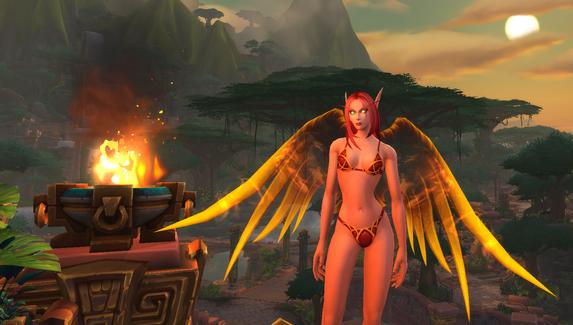 Бронелифчики и парадные доспехи — трансмогрификация в World of Warcraft