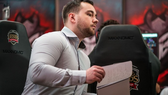 YoungBuck стал тренером Fnatic по League of Legends