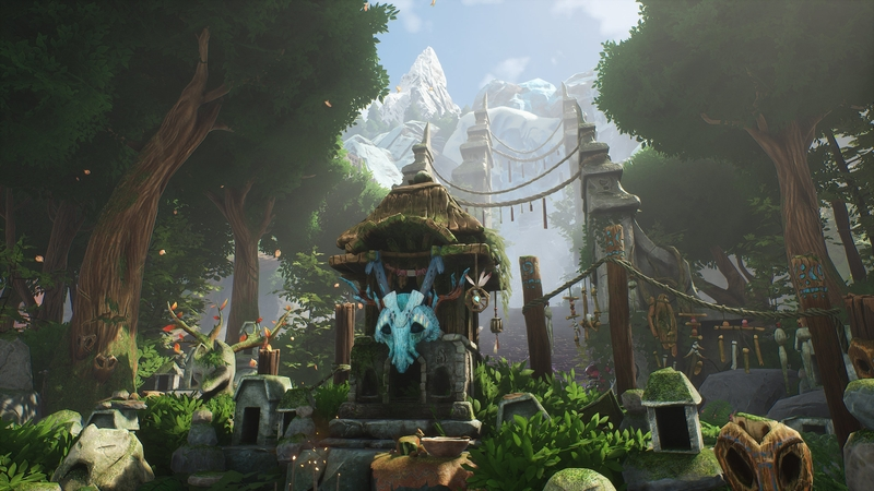 Делать скриншоты во время боя было проблематично, зато не побаловаться с фоторежимом в свободное время в случае с Kena: Bridge of Spirits просто грех