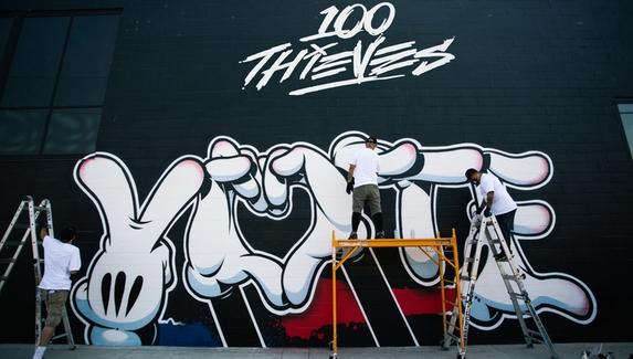 Штаб-квартира 100 Thieves станет официальным пунктом для голосования на президентских выборах в США
