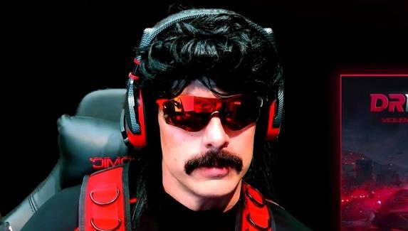 Очумелые ножки: DrDisRespect сыграл в Fortnite на педалях