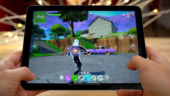 Игрок в мобильную Fortnite выступил в решающей стадии отборочных на чемпионат мира