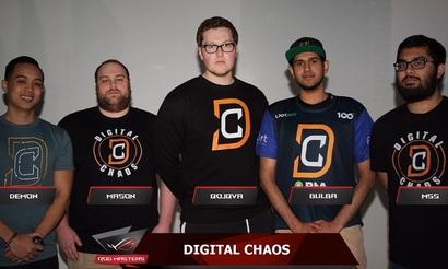 Mason подтвердил распад Digital Chaos