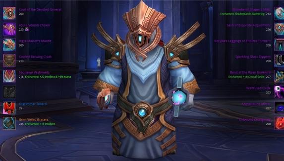 NS занял первое место на сервере по прохождению подземелий в World of Warcraft: Shadowlands