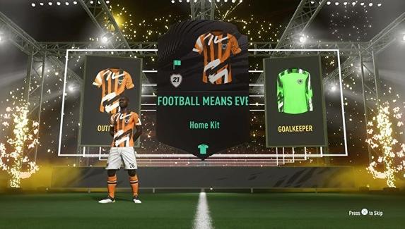 Магазин FIFA 21 получил обновление — в нем появилась возможность купить конкретные косметические предметы