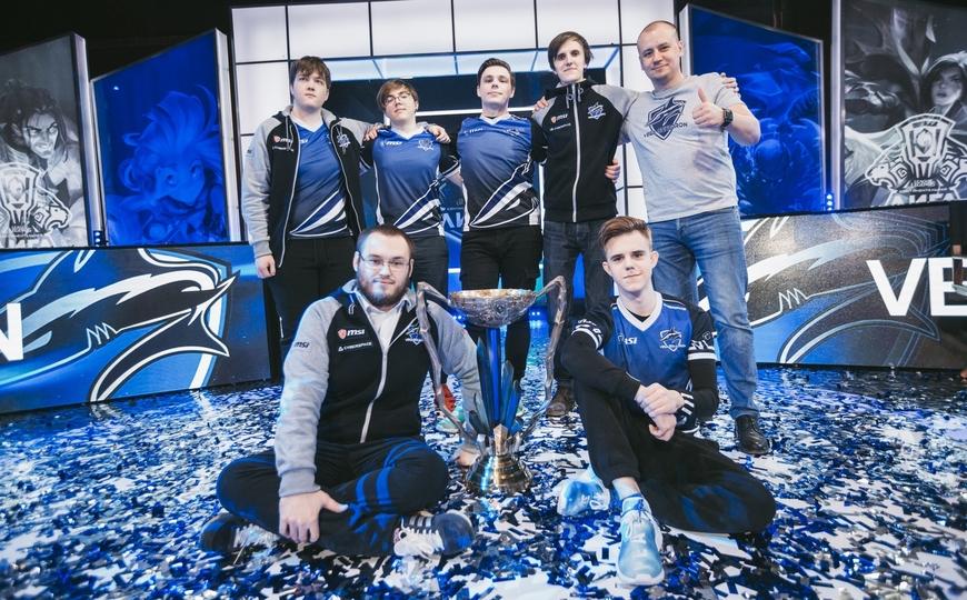 Взгляд изнутри: Как прошел финал Континентальной лиги по League of Legends