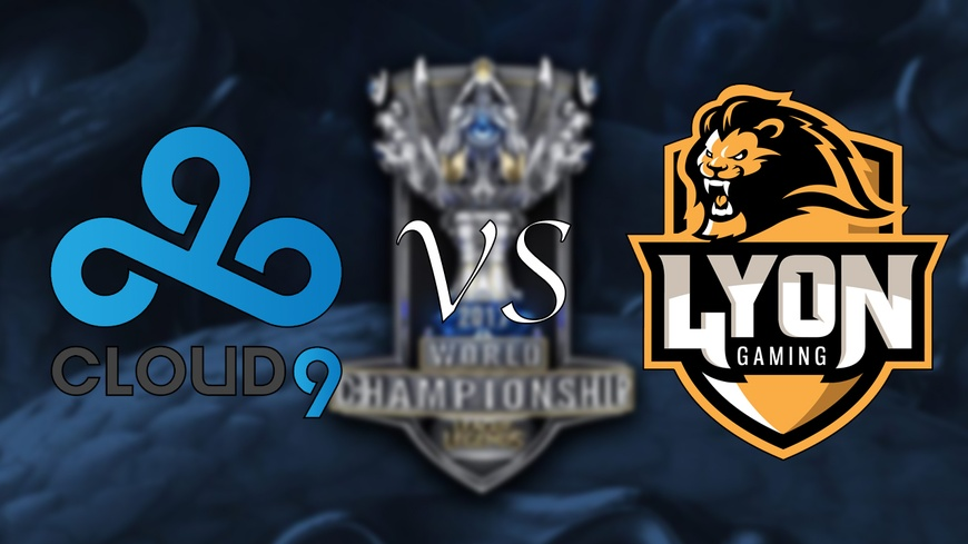 C9 secure group spot, despite shakey second game