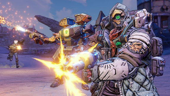 Borderlands 3 выйдет на PlayStation5 и Xbox Series X