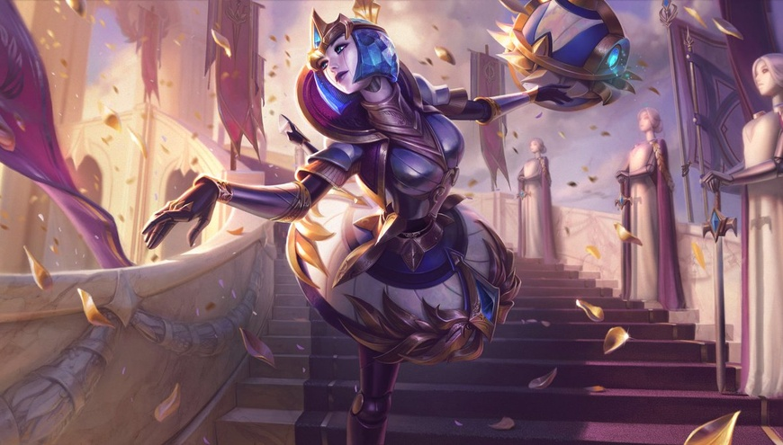 Riot Games finally reveals Victorious Orianna skin