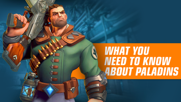 Virtus.pro will have a Paladins roster. What's that?