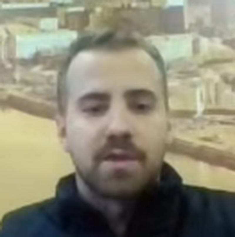 Вадим Набоков, специалист по спецпроектам ХК «Трактор»