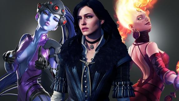 Выбираем лучший косплей 2020 года — образы персонажей из «Ведьмака», Dota 2, LoL и Overwatch