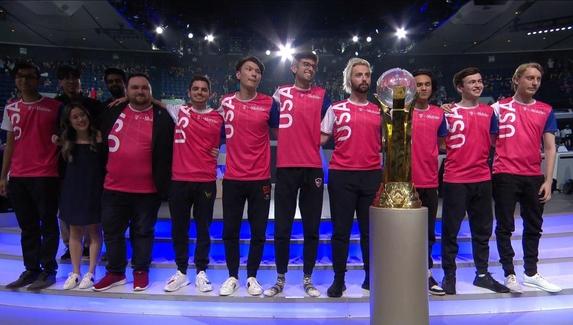 Сборная США выиграла Overwatch World Cup на BlizzCon 2019