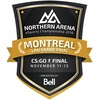 Northern Arena 2016 — Montreal