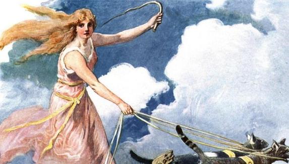 В лоре Windranger нашли отсылки отсылки к новому герою Freya