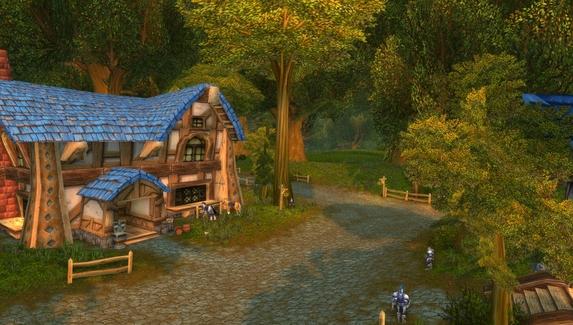 В Valheim построили самую известную таверну из World of Warcraft