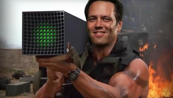 Фил Спенсер поблагодарил фанатов Xbox из России