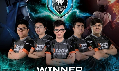 TNC Predator выиграла Asia Pacific Predator League 2019