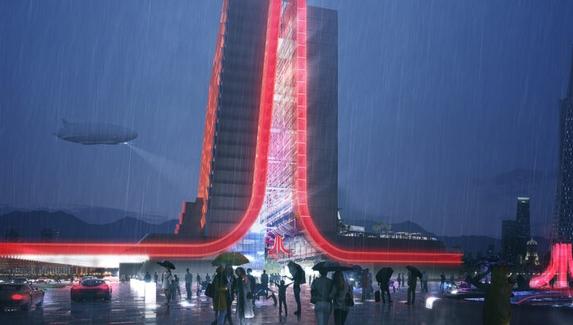 Atari показала, как будут выглядеть геймерские гостиницы компании