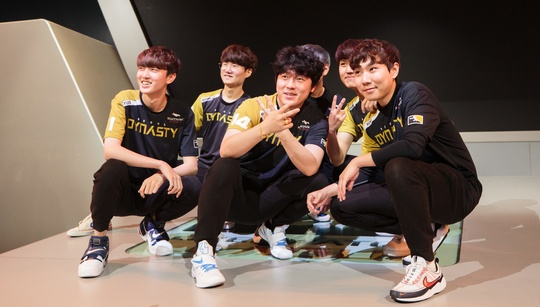Seoul Dynasty get their own exclusive walk-on song