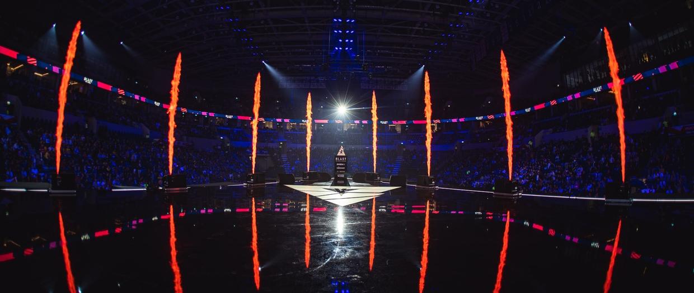 Проводы Zeus и бунтарь allu — первые впечатления от BLAST Pro Series в Москве