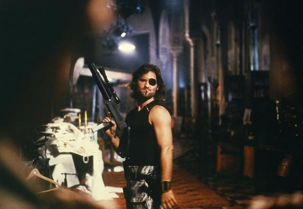 Солид Снейк, например, появился благодаря фильму «Побег из Нью-Йорка», где главного героя как раз звали Снейк Плискин.