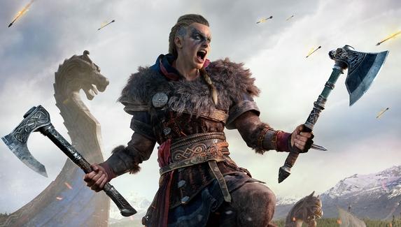 Assassin's Creed Valhalla показала лучший старт в серии