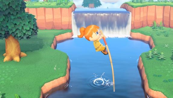 Animal Crossing сохранила первое место в британском розничном чарте спустя месяц после релиза — Maneater на шестой строчке