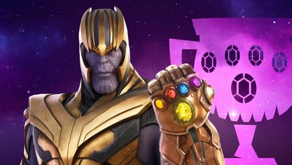 Танос из «Мстителей: Финал» вернется в Fortnite