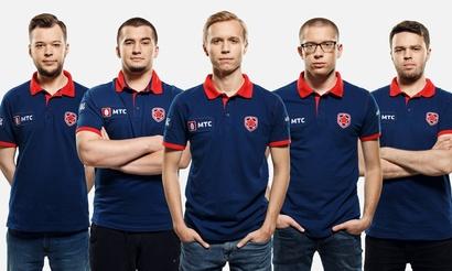 Gambit Esports поборется с NoPangolier за место в гранд-финале отборочных на MegaFon Winter Clash