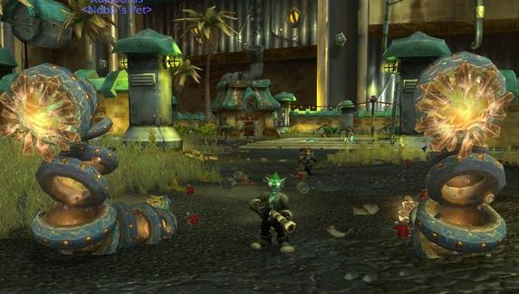 Гоблин прокачался до 50-го уровня в World of Warcraft, не покидая стартовую локацию