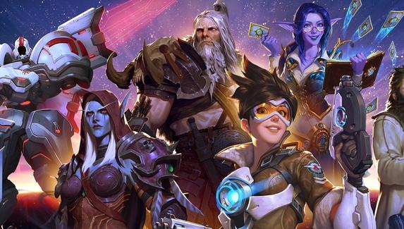 Blizzard запустила онлайн-галерею с концепт-артами своих игр